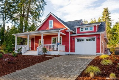 Port Ludlow Single Family Home For Sale: 76 Anchor Lane