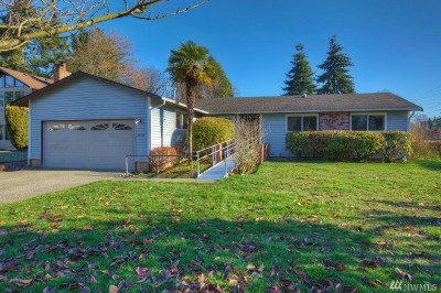 Auburn Single Family Home For Sale: 29724 33rd Ave S