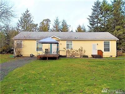 Single Family Home For Sale: 3000 E Harstine Island Rd S
