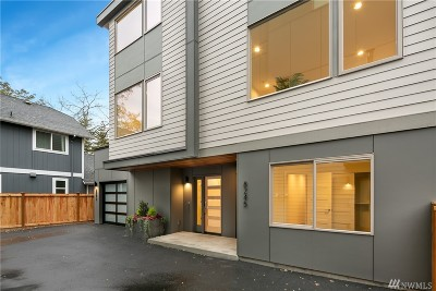 Seattle Single Family Home For Sale: 8247 20th Ave NE