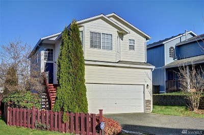 Lake Stevens Single Family Home For Sale: 11125 17th St SE