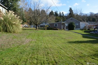 Seattle Residential Lots & Land For Sale: 5810 17th Ave S