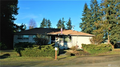 Olympia Single Family Home For Sale: 7236 11th Ave NE