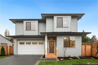Seattle Single Family Home For Sale: 7359 24th Ave NE