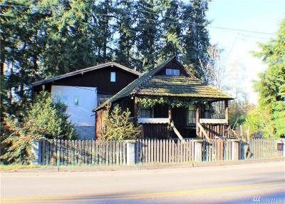 Kingston Single Family Home For Sale: 26175 Bannister St NE