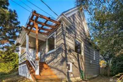 Seattle Single Family Home For Sale: 7752 Sunnyside Ave N