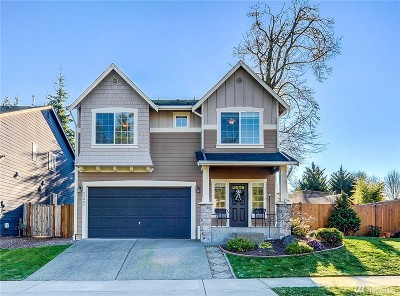 Maple Valley Single Family Home For Sale: 22867 SE 263rd St