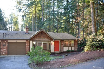 Gig Harbor Condo/Townhouse For Sale: 3903 70th Ave NW