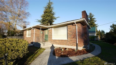Tacoma Single Family Home For Sale: 919 Union St