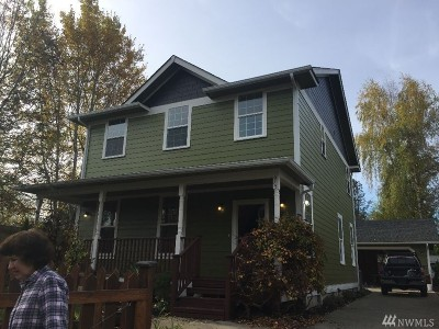 Lacey Single Family Home For Sale: 1716 Fairview St NE