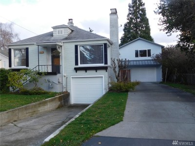 Multi Family Home For Sale: 8736 13th Ave NW