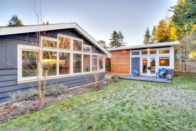 Shoreline Single Family Home For Sale: 19527 1st Ave NW