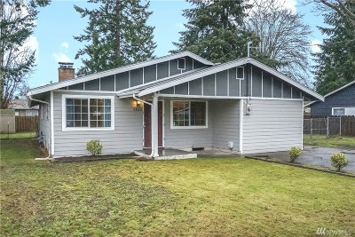 Lakewood Single Family Home For Sale: 8822 Hipkins Rd SW