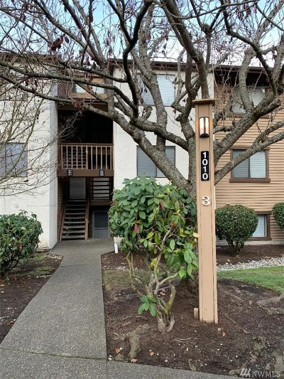 Federal Way Condo/Townhouse For Sale: 1010 S 312th St #312