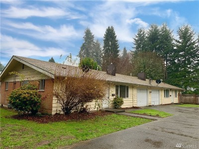 Tumwater Multi Family Home For Sale: 231 Blass Ave SE