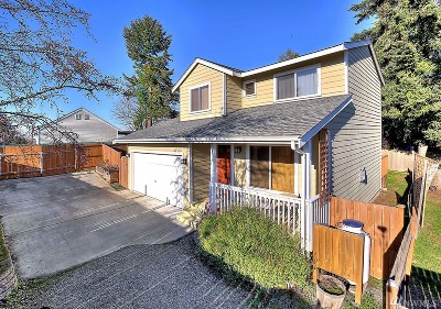 Tacoma Single Family Home For Sale: 3530 S Wilkeson St