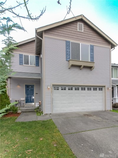 Bonney Lake Single Family Home For Sale: 19702 100th St E