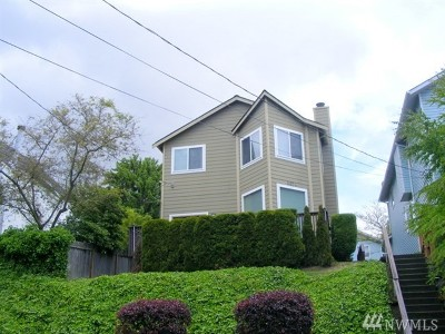 Seattle Single Family Home For Sale: 3824 21st Ave SW