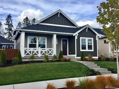 Lacey Single Family Home For Sale: 3747 Oakwood (Lot 66) St SE