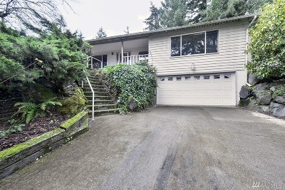 Federal Way Single Family Home For Sale: 32449 42nd Place S