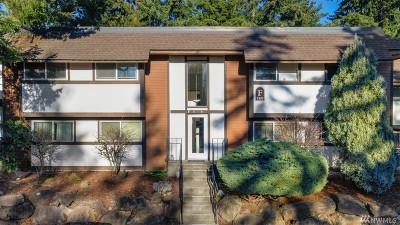 Edmonds Condo/Townhouse For Sale: 7305 224th St SW #F5