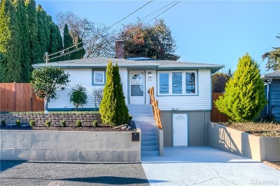 Everett Single Family Home For Sale: 3710 Friday Ave