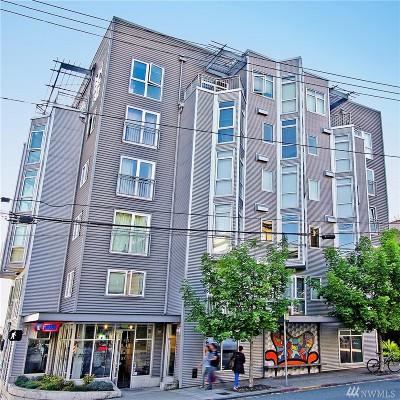 Condo/Townhouse For Sale: 103 Bellevue Ave E #303