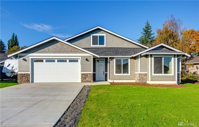 Blaine Single Family Home Contingent: 5360 Salish Rd