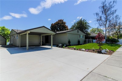 Moses Lake Single Family Home For Sale: 1133 W Lakeside Dr