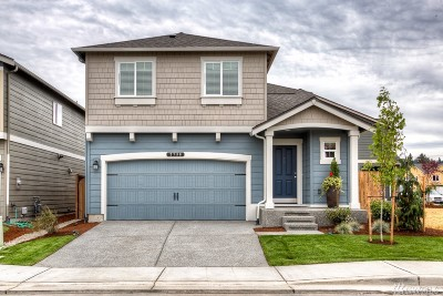Lacey Single Family Home For Sale: 2812 Mahogany St NE #221