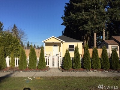 Tacoma Single Family Home For Sale: 4821 N 30th St