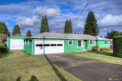 Lacey Single Family Home For Sale: 4720 16th Ave SE