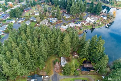Olympia Single Family Home For Sale: 3506 Long Lake Dr