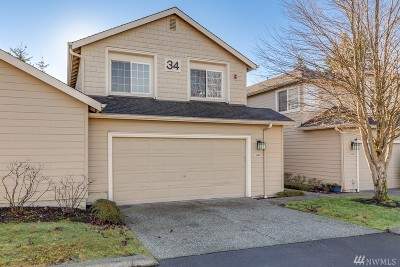 Everett Single Family Home For Sale: 1430 W Casino Rd #342