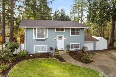 Gig Harbor Single Family Home Pending: 10810 133rd St NW