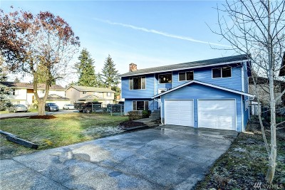 Marysville Single Family Home For Sale: 9703 59th Dr NE