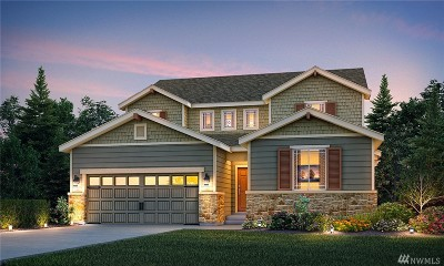 Auburn WA Single Family Home For Sale: $609,950