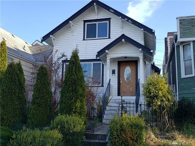 Everett Single Family Home For Sale: 2625 Grand Ave