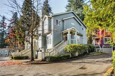 Redmond Condo/Townhouse For Sale: 9307 176th Place NE #4