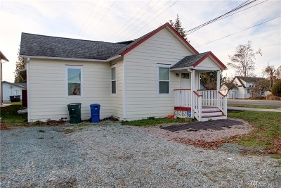 Sedro Woolley Single Family Home For Sale: 202 Central Ave