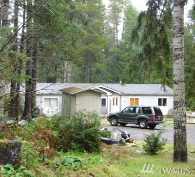 Port Orchard Single Family Home For Sale: 4701 SW Hunter Rd