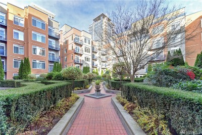 Seattle Condo/Townhouse For Sale: 2414 1st Ave #317