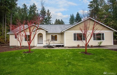 Poulsbo Single Family Home For Sale: 10267 Tommy Place NE