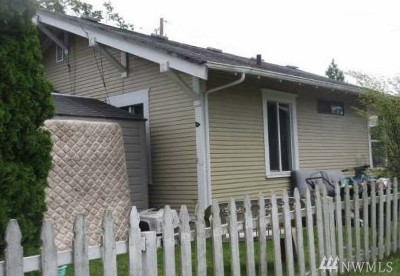 Bellingham WA Single Family Home For Sale: $184,800