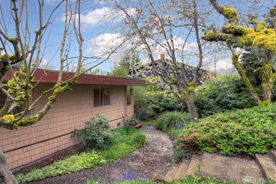 Single Family Home For Sale: 15514 35th Ave NE