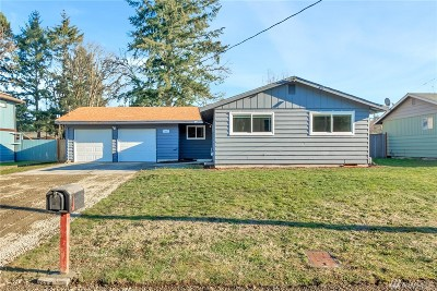 Spanaway Single Family Home For Sale: 18227 1st Av Ct S