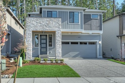 Bothell Single Family Home For Sale: 19815 11th Dr SE #ARV59