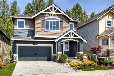 Lacey Single Family Home For Sale: 2731 Cassius St #154