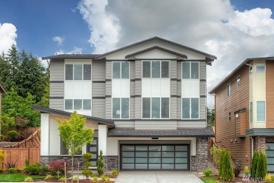 Woodinville Single Family Home For Sale: 15266 127th Place NE #48