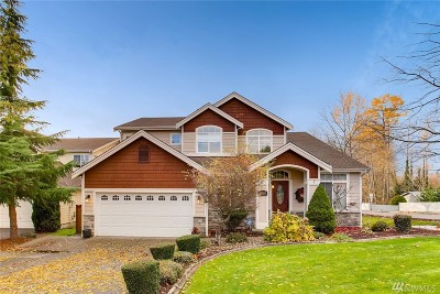 Auburn WA Single Family Home For Sale: $474,998